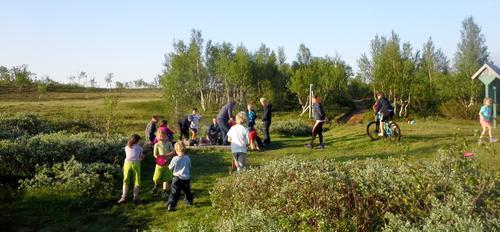 Sommeråpning med Fjellfest 29. juni