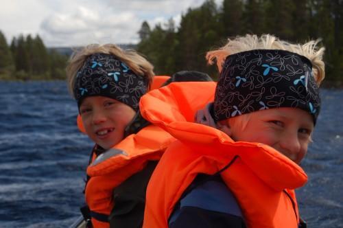 Kanotur på Fjorda