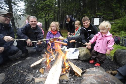 Kom deg ut-dagen Bergen høst 2011