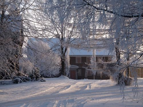 Låke gård i Nannestad