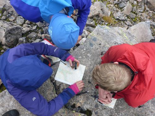 Grunnleggende turlederkurs for ungdom og fjellsportere