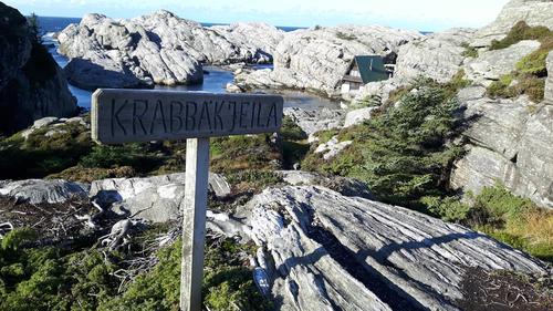 Tur til Krabbakjeilo med onsdagsgruppa.