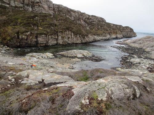 Søndagstur på Lokøy 19. mars
