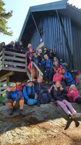 Refsnes skole på Ravnsjøholmen