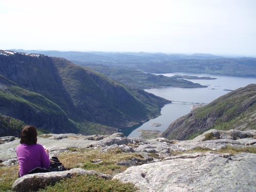 Panorama Kjekallvågen
