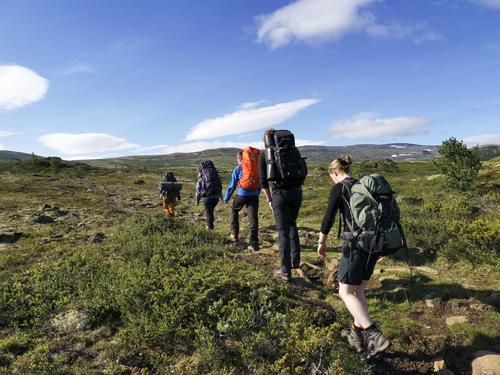 Ungdom i Rondane
