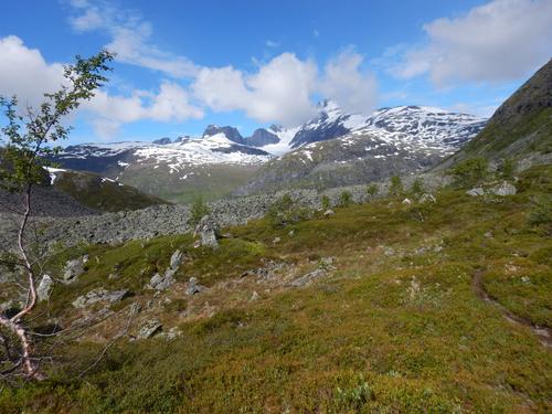 Utsikt fra Uradalen