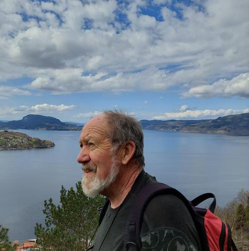 Bli med Endre Nordbø på hagevandring