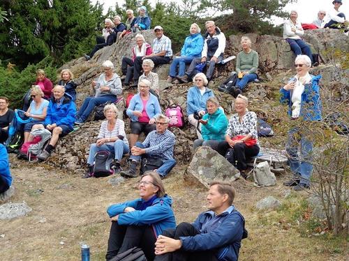 Onsdagstur 22. august til Langø