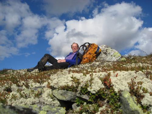 Ketil Heyerdahl har gått Rondanestien i 2011 og er svært fornøyd med det!