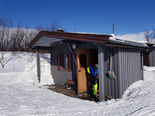 DNT's hytte på Bojobæski