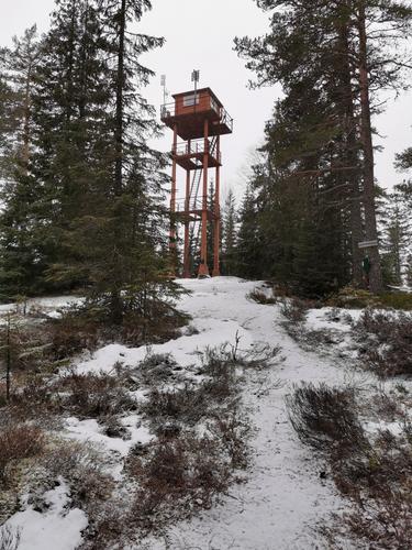 Branntårnet på Garsjøberget