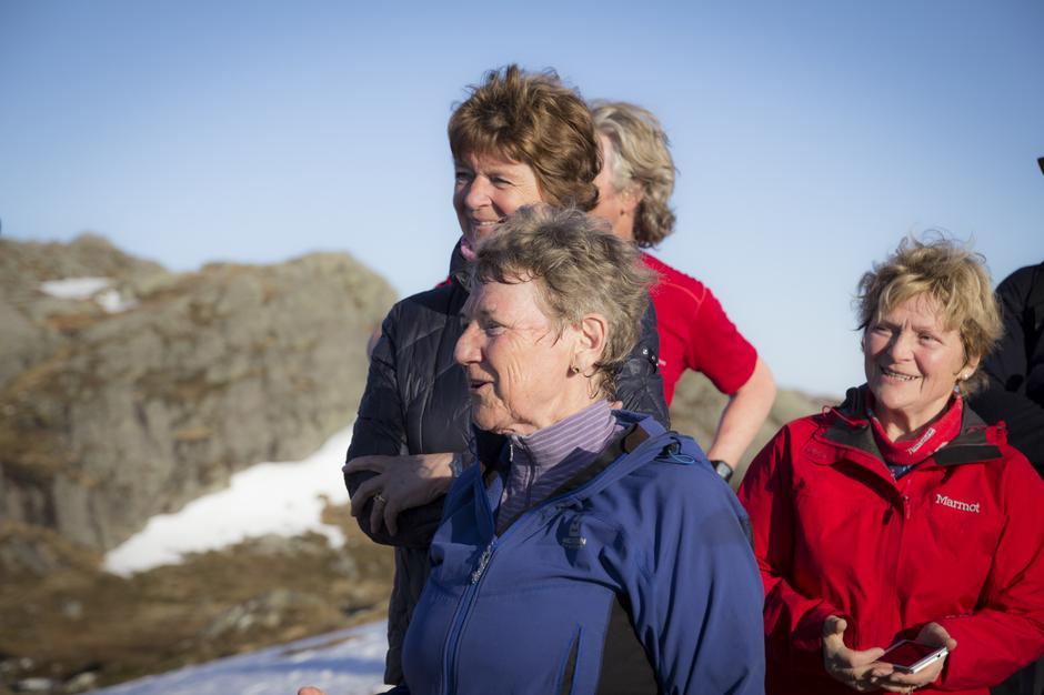 Seniorgruppen i Bergen