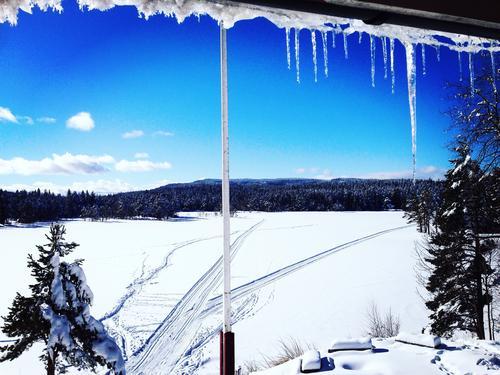 Påskeføre, skyfrihimmel og null kø☀😎❄️️🎿🇳🇴👌🏼 #blirikkebedreenndette #nypreppa #aleneisporet #sol #skitur #magisk #tirsdagstur #skiglede #skiing #langrenn #turjenter #ute #skiløper #konnerudmarka #drammen #mittfriluftsliv #dntung #skiglede #utno #liveterbestute #drømmeforhold #påskeføre #silkeføre #crosscountryskiing #ilovewinter #winterwonderland #norsketurbilder #norge