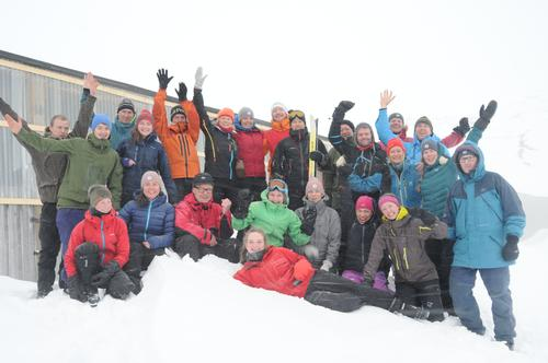 Rekordmange nye vinterturledere