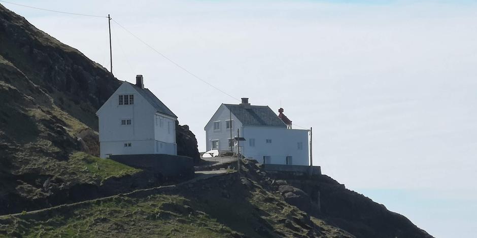 Stormhuset og fyrhuset