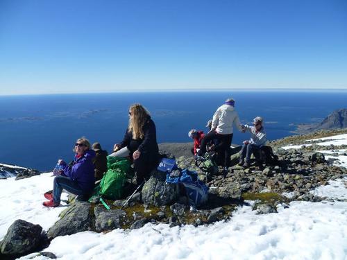 Trollvasstinden - 801 moh