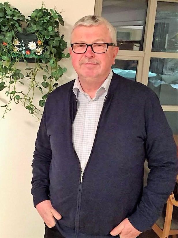 En stor takk til Knut Jørgen Syversen som gikk ut av styret