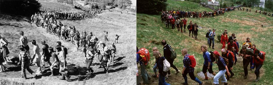 7-fjellsturen har nå en begrensning på 8000 deltakere.