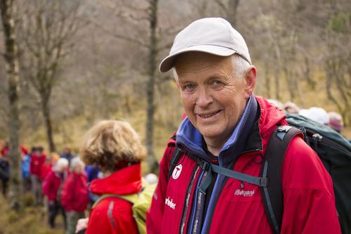 Kåre Eik tildeles Kongens fortjenstmedalje