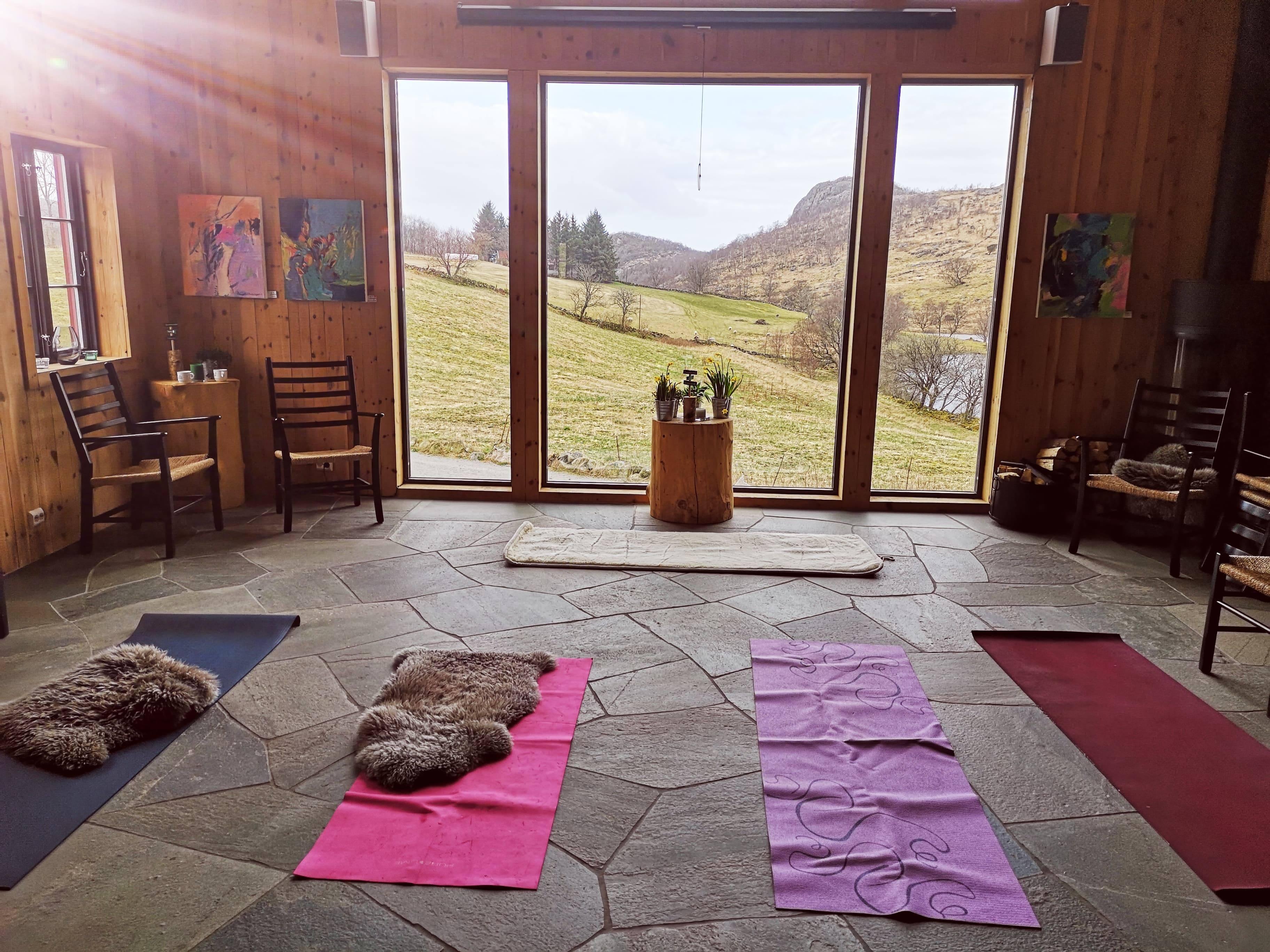 b9c1db6b Tur og Yoga på Gramstad (852) — Turer og aktiviteter — Stavanger  Turistforening