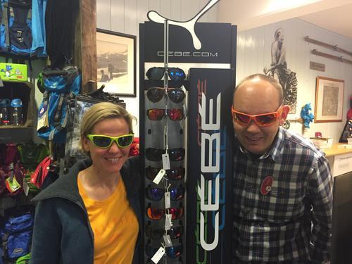 Nye solbriller til 7-fjellsturen?