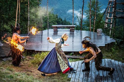 Marispelet og jubileumsfest