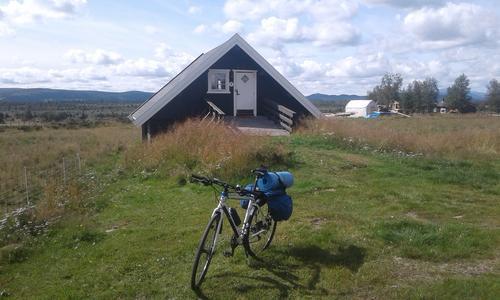 15. august hadde Seniorgruppa ein flott sykkeltur på Stølsvidda