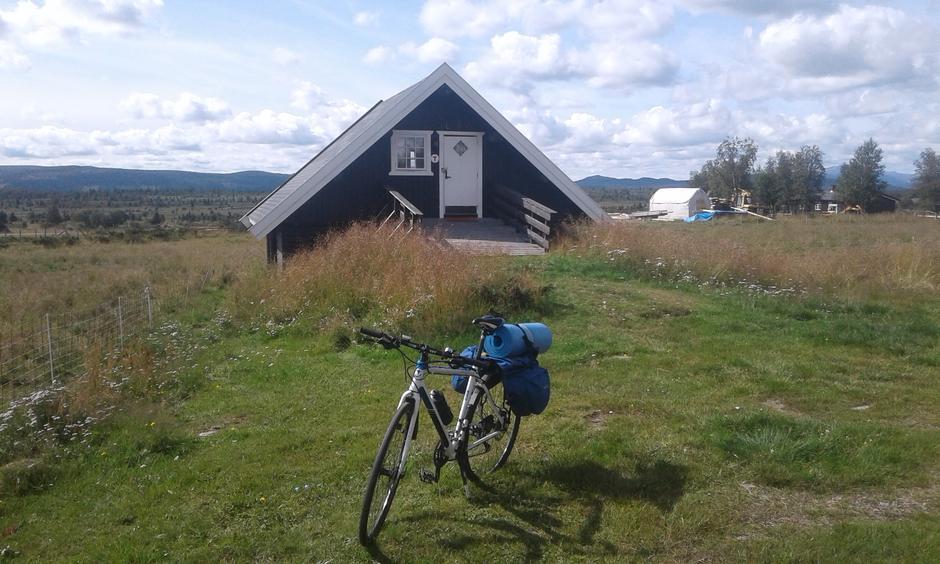 DNT-hytta Tyrisholt