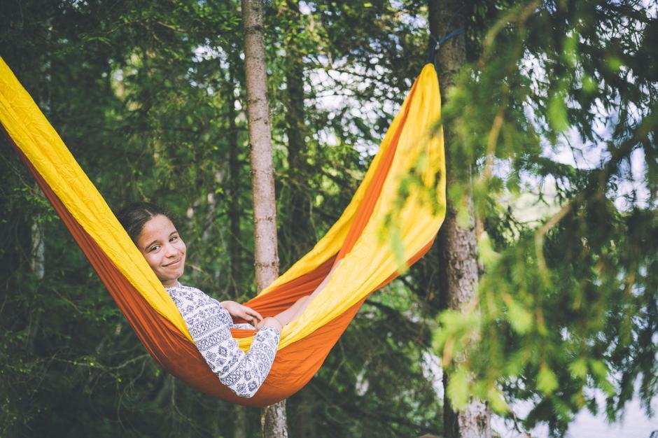 TurVerket inviterer deg mellom 15–25 med på enkle turer i sommer. Illustrasjonsbilde.