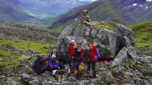 Ny i Norge - på tur med nye landsmenn