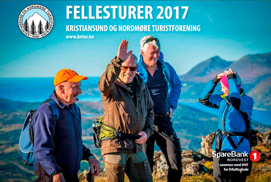Forsiden av Fellesturkatalogen for 2017