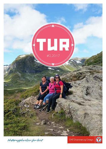 tur #1,2016 Naturopplevelser for livet DNT Drammen og Omegn
