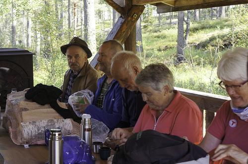 Krigshistorisk i Vestfjella