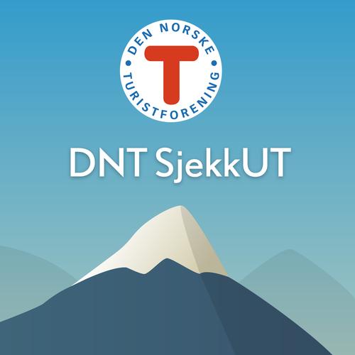 DNT lanserer ny app - SjekkUT