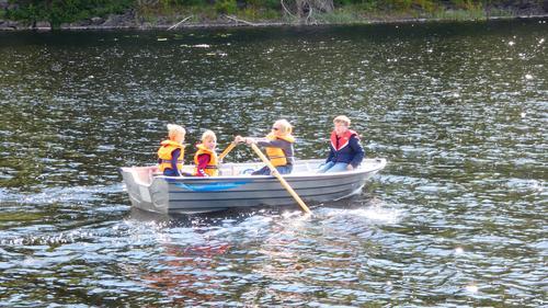 Barnas Turlag: Overnattingstur ved Trollsvannet