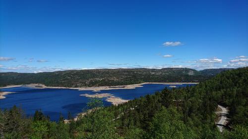Vindkraftverk i Nasjonalt villreinområde - klagebefaring med OED