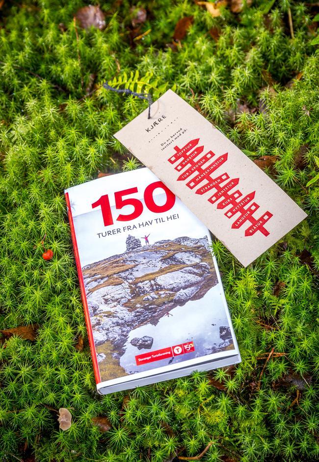 Årets absolutte beste julegave – 150 turer!