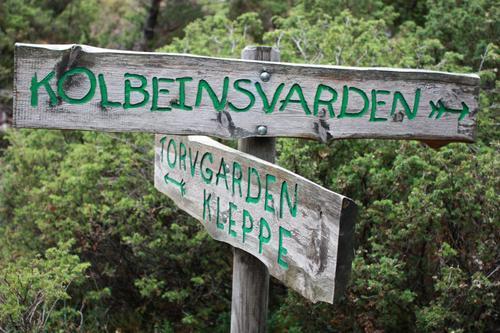 Ble bedre kjent på Askøy