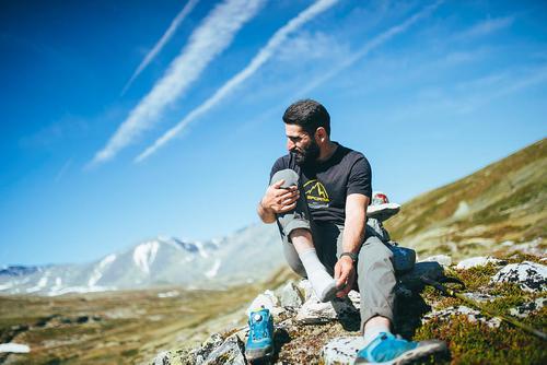 Saga er et eventyr av en tur fra Lillehammer til Dovrefjell.