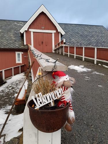 Juletur til Blakstad gård med Sans og Samling
