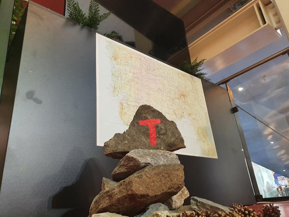 Utstilling på Strømmen Storsenter
