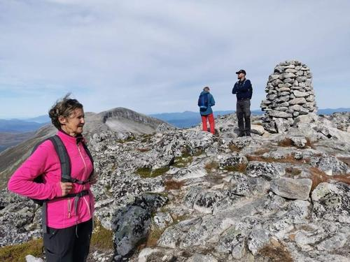 Turreferat fra fellestur til Flånebba