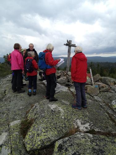Senoirtur til Sveinsbu og Sveinsbuvarden
