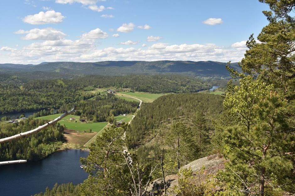 Nærturer i Drangedal — DNT Telemark