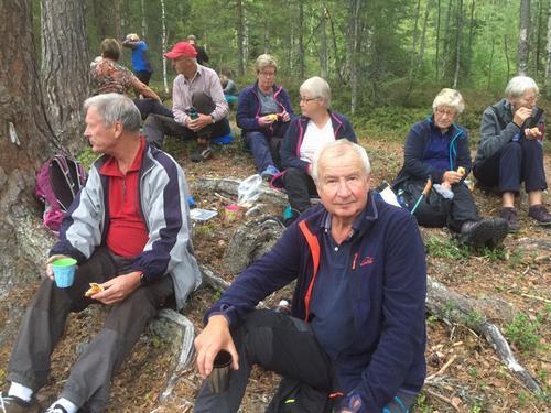 Onsdag 5.september Flisjuvet Thomlebygda Nordre Land
