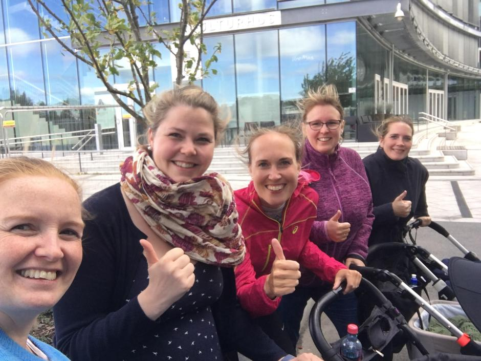 Interessen har vært stor for nytt trilleturlag i Lørenskog