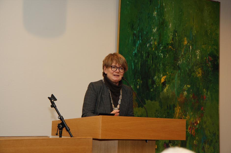 Ordfører Ragnhild Bergheim - Lørenskog Kommune