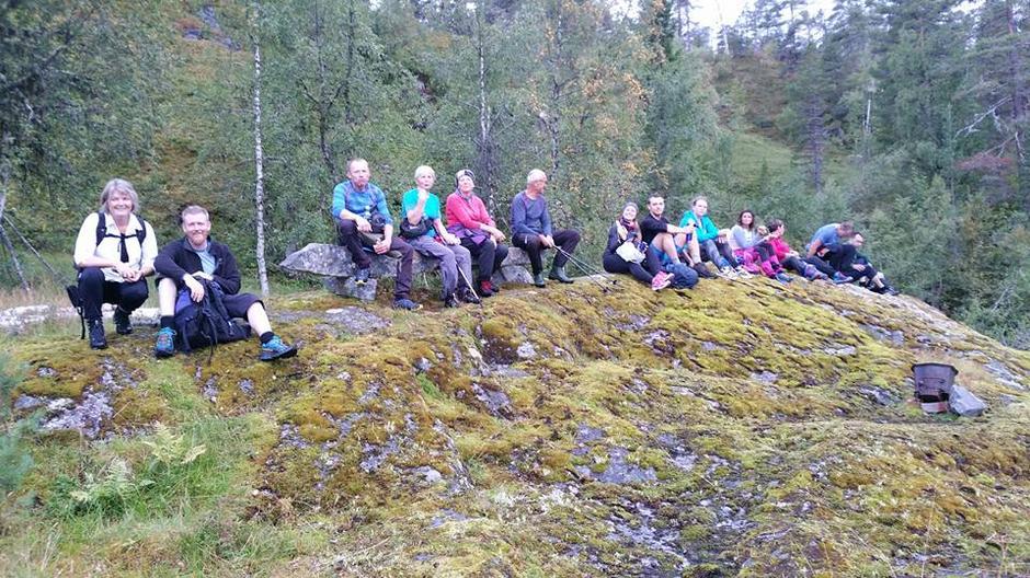 30.08.2017 - Frøholmstøylen- Holehøgesetra-Tjønnane-Frøholmsetra