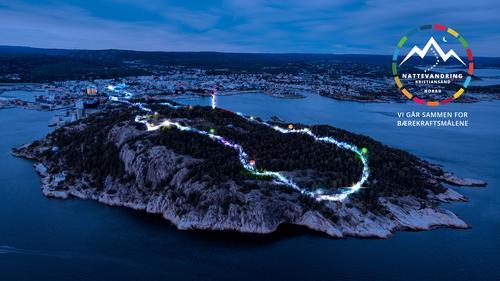 Nattevandring i Kristiansand